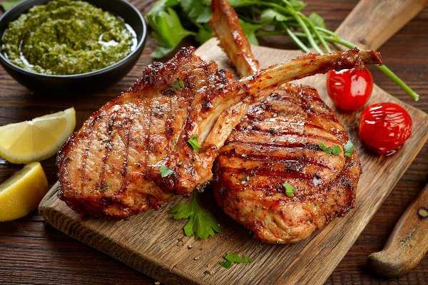 Cortes de carne: Tomahawk steak