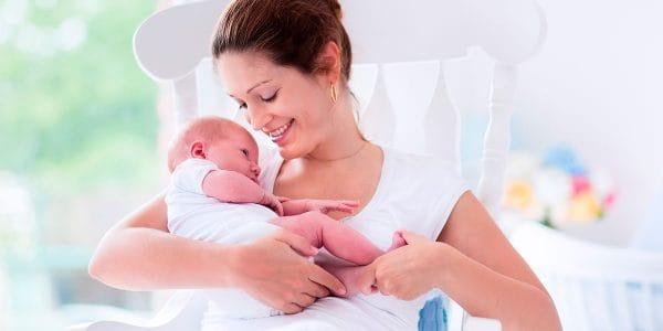 Alimentos que enriquecen la leche materna