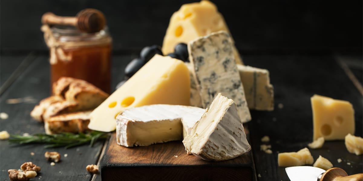 cómo degustar quesos gourmet