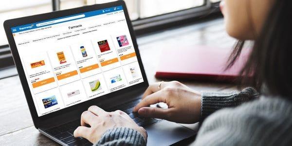 Productos de farmacia en línea