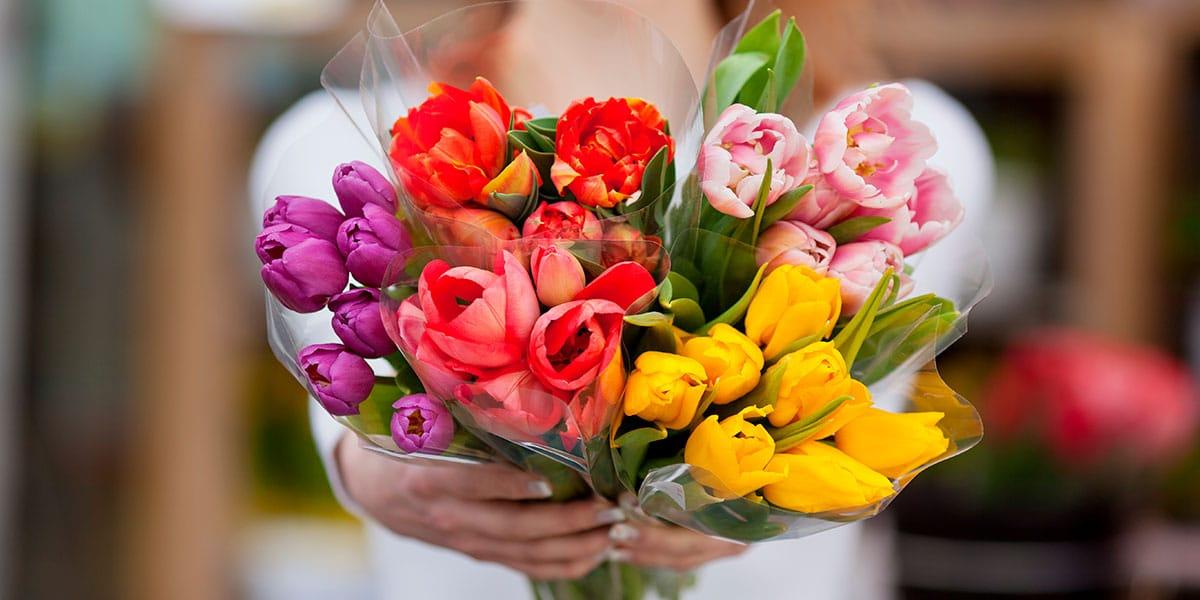 Razones para regalar flores