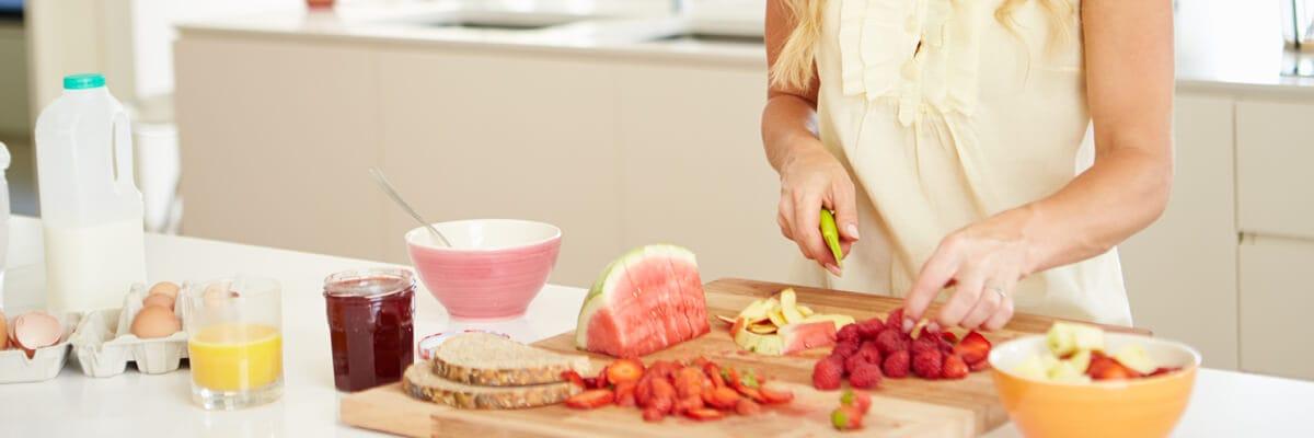 Aprende cómo combinar frutas