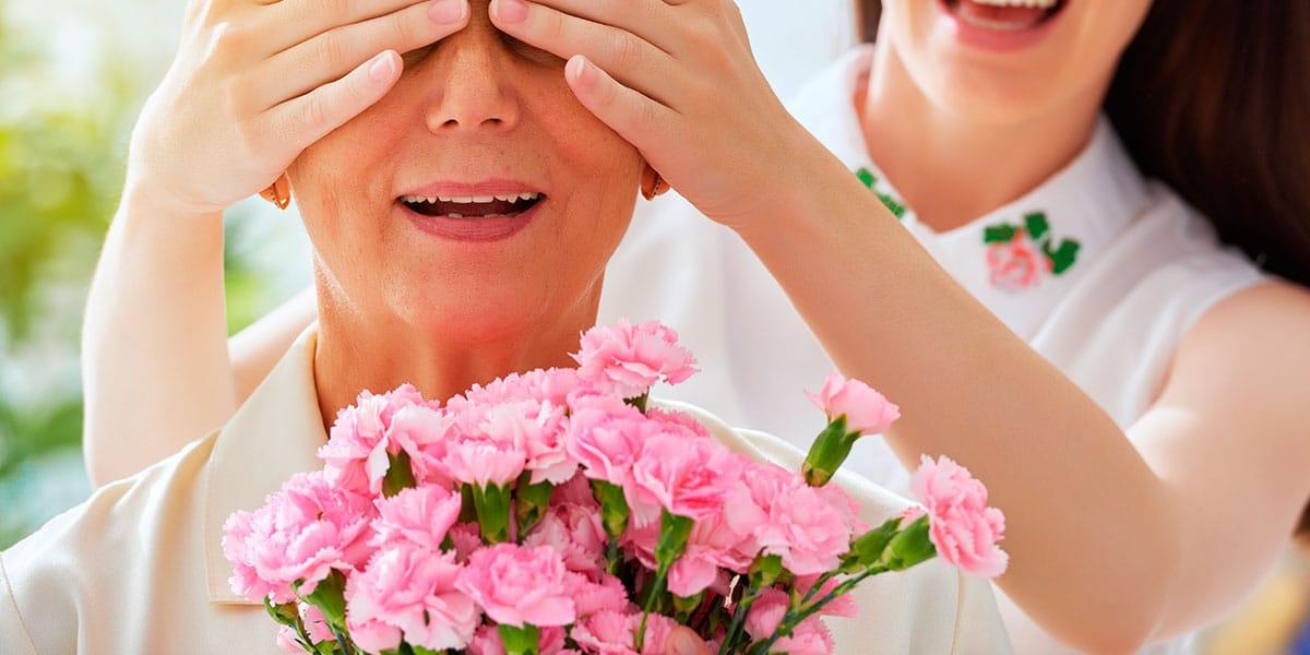 Las flores ideales para mamá, según su significado