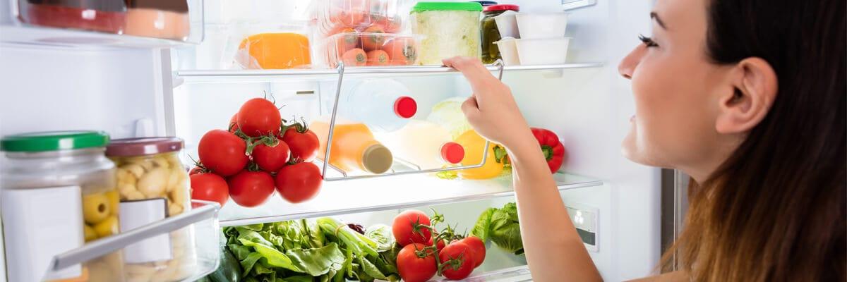 ¿Sabes cómo organizar el refrigerador correctamente?