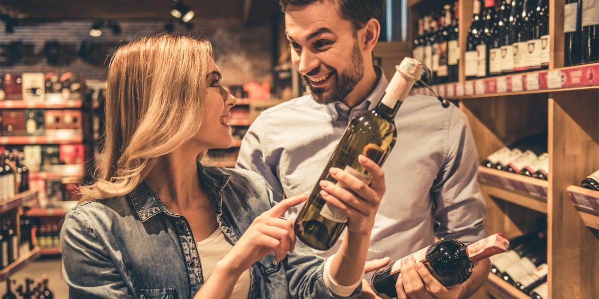 razones para comprar vinos en superama