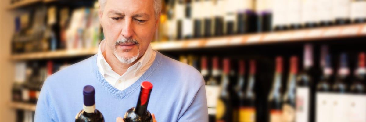 Superama: vinos y licores