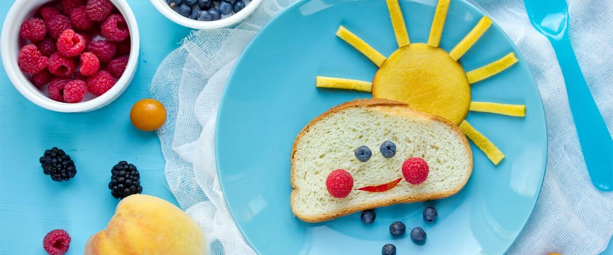 Dulce despertar con este delicioso sándwich