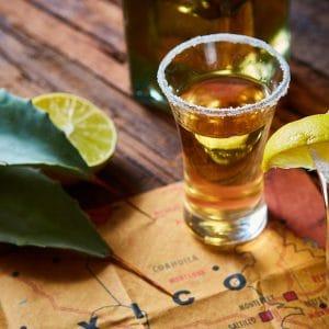 tequila en el mundo
