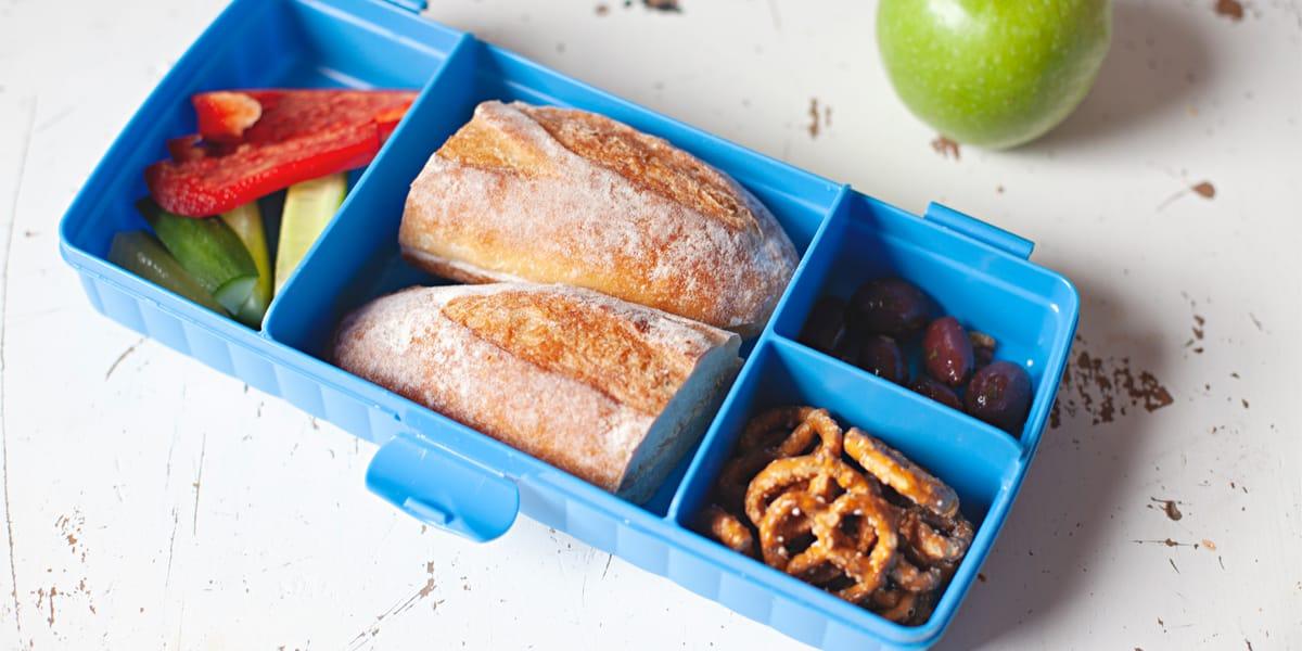 básicos del lunch