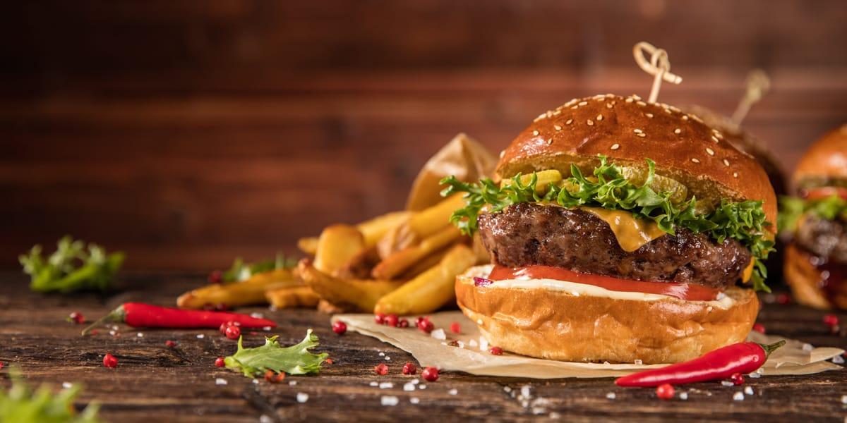 cómo hacer carne para hamburguesa