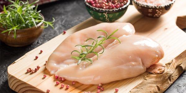 pechuga de pollo orgánica
