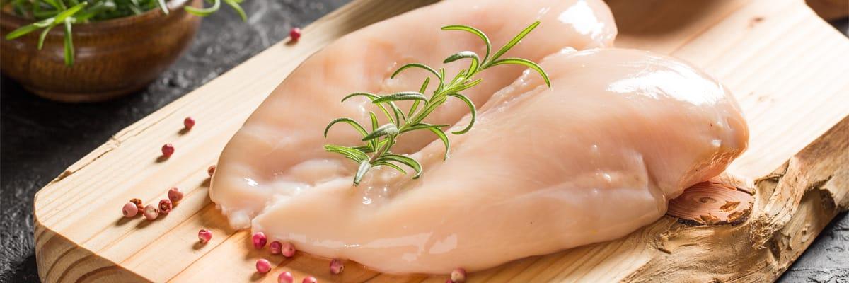 beneficios del pollo organico