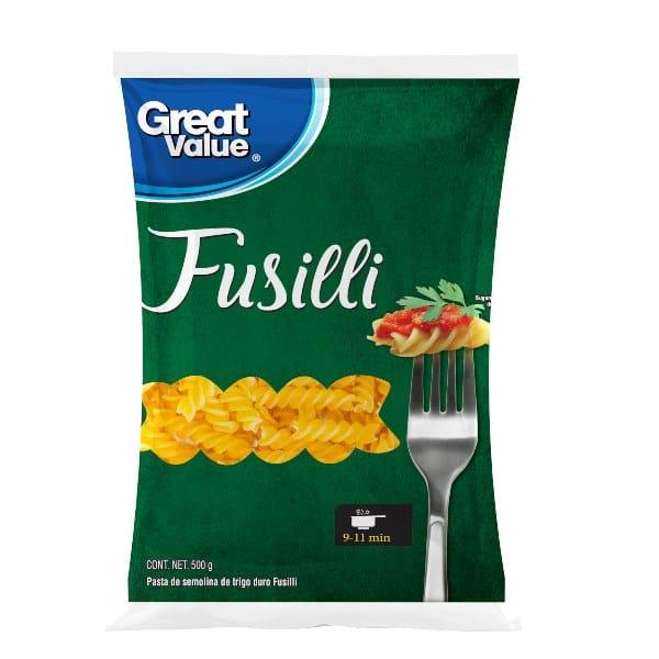 Fusili Great Value