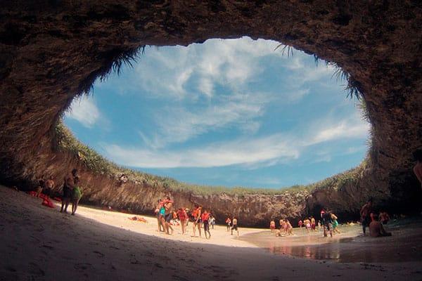 Islas Marietas (Nayarit)