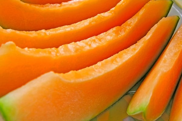 Melón Orange Flesh