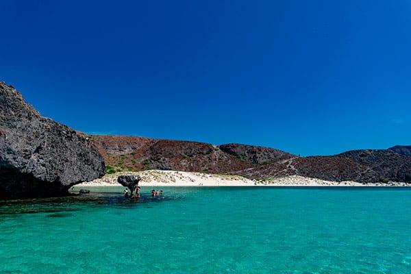 Playa Balandra  - Baja California Sur
