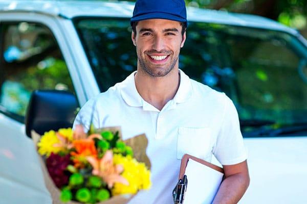Superama cuenta con el servicio de envío de flores a domicilio