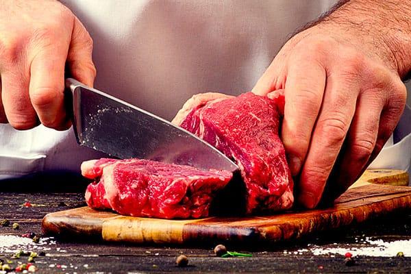 Cuchillo para filetear