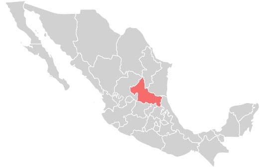 Platillos típicos de México en San Luis Potosí