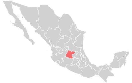 Platillos típicos de México en Guanajuato