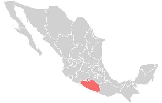 Platillos típicos de México en Guerrero