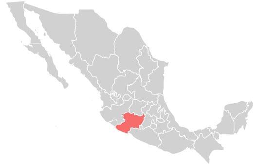 Uchepos platillos típico de México en Michoacán