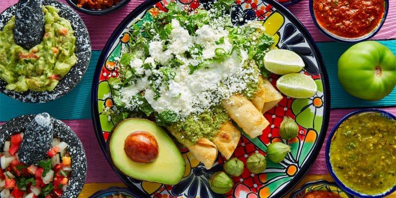 platillos tipicos de mexico