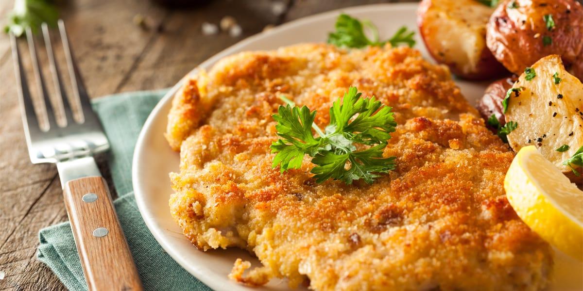 recetas superama milanesa de pollo