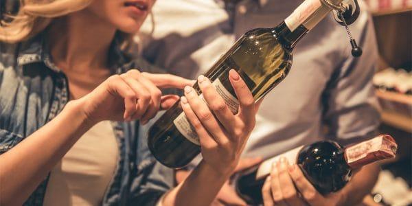 cómo comprar un vino
