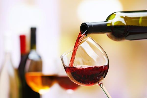 tipos de copa para vino