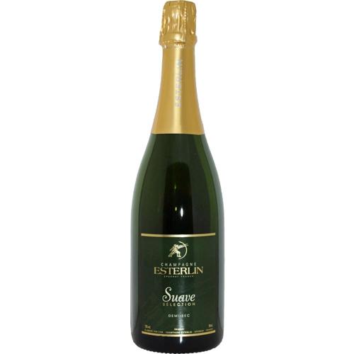Champagne Esterlin suave selección