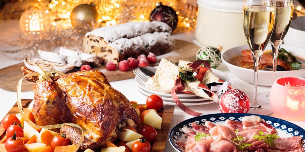 platillos para tu cena navideña