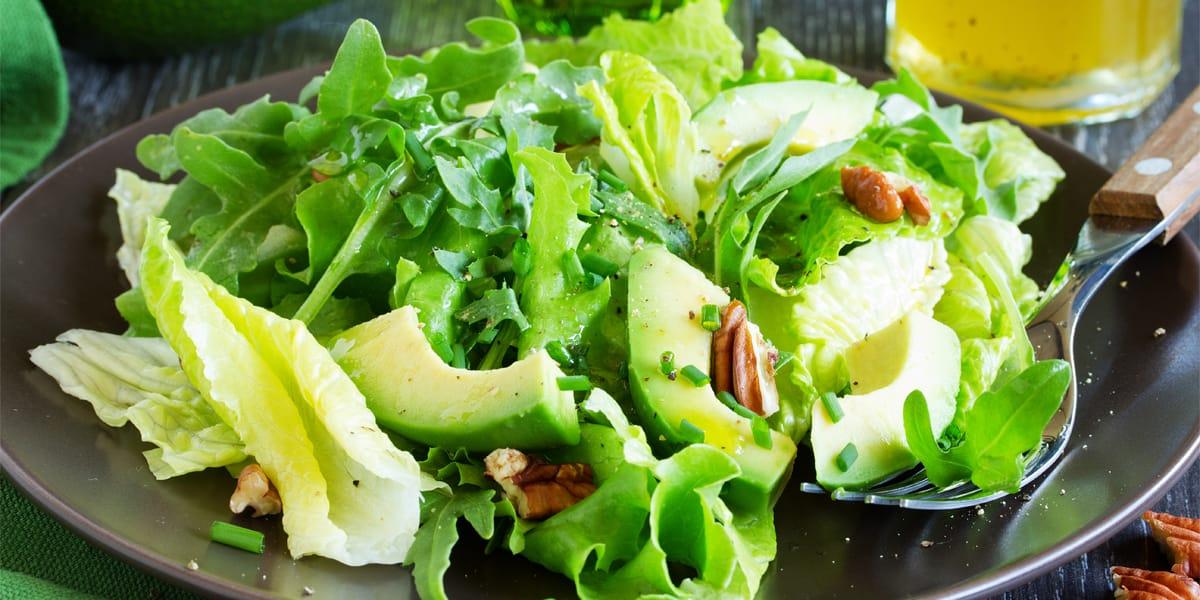 receta ensalada verde