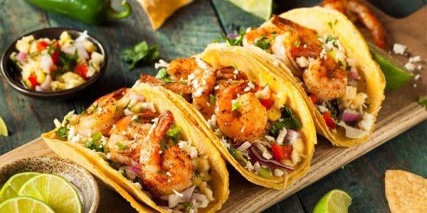 receta tacos gobernador