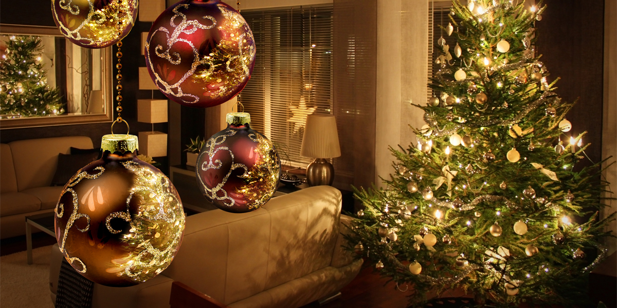 tendencias de decoración navideña 2019