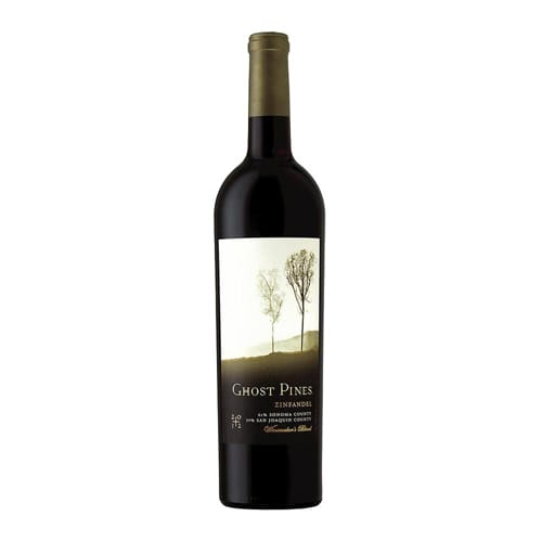 vino tinto Ghost Pines