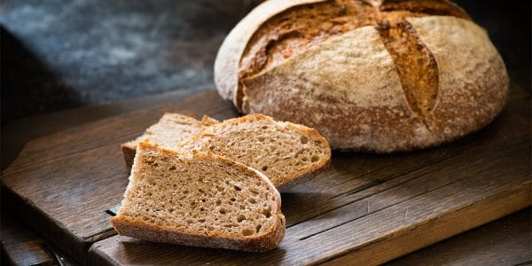 receta sourdough bread