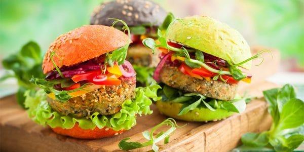 recetas de cocina hamburguesas de quinoa