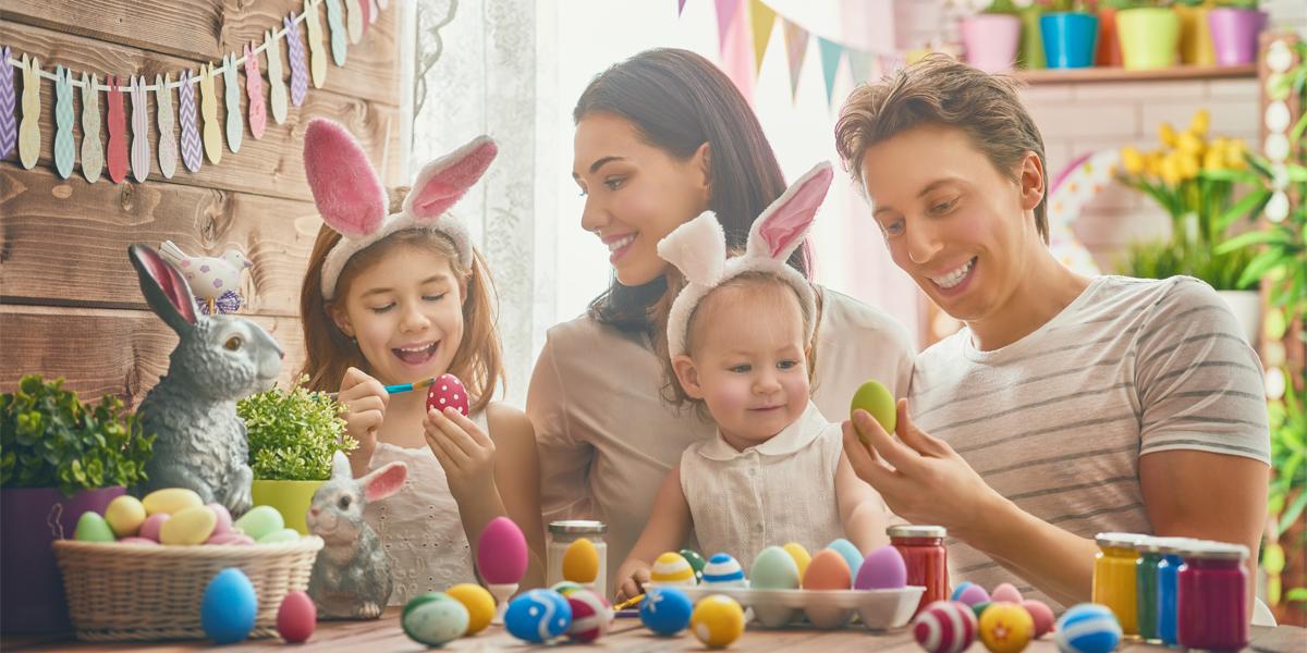 actividades de dia de pascua para niños