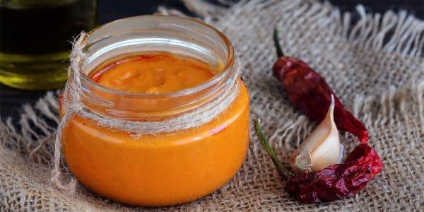 recetas de cocina salsa al mojo de ajo