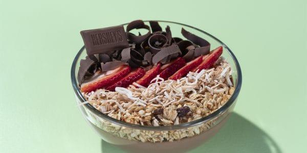 Bowl de chocolate Hershey's