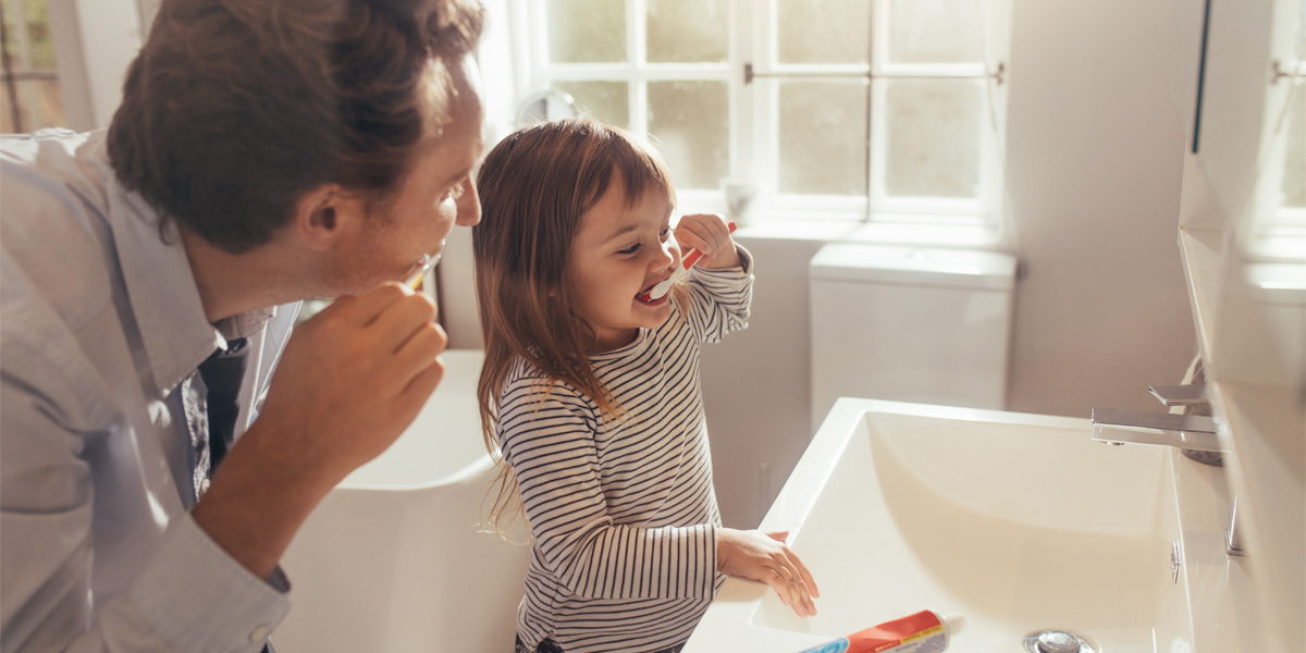 hábitos de higiene en niños