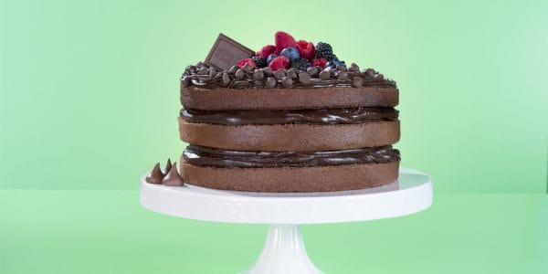 Naked cake Hershey's