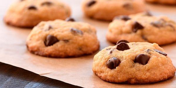 recetas de cocina galletas con chispas de chocolate
