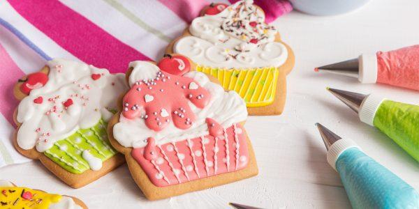 recetas de cocina galletas decoradas para niños