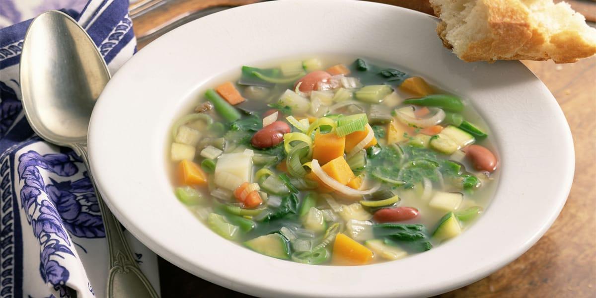 recetas de cocina sopa de verduras