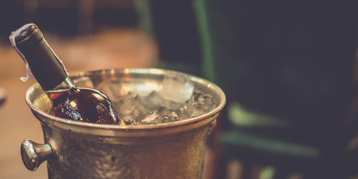 enfria tu vino en menos de 20 minutos