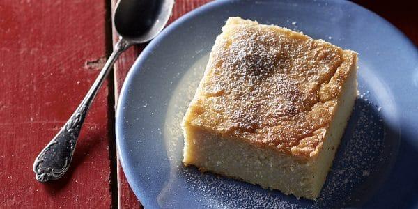 recetas de cocina Pastel de elote