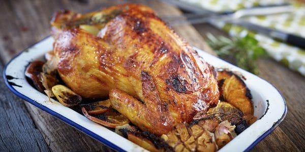 recetas de cocina Pollo a la cerveza adobado