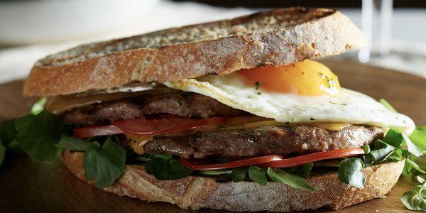 recetas de cocina Sándwich campesino